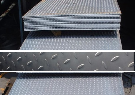 Hot Dip Galvanized Steel Slippery Proof Tread Plate
