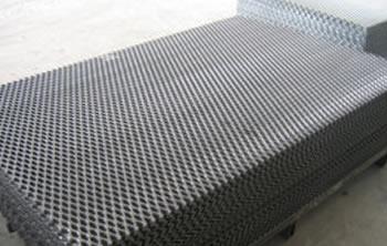 Expanded Metal Grating Sheet Metal Decking And Flooring